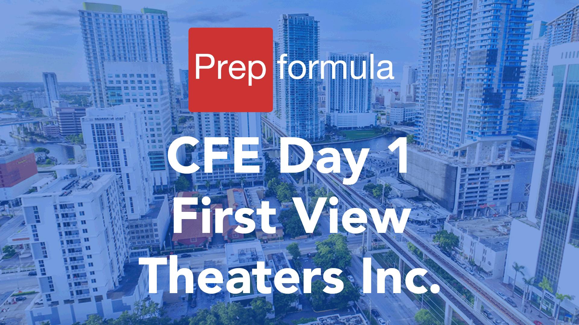 Prepformula Canada S Largest Cpa Pep And Cfe Prep Program